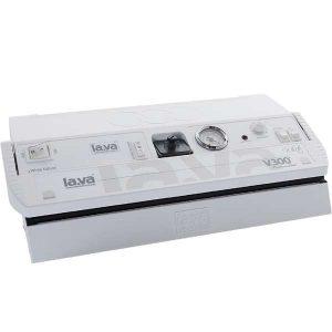 LAVA V.300 White Vacuum Sealer – Double Sealing 34cm | -0.96bar | 35Ltr/min | 600W Cryovac Machine