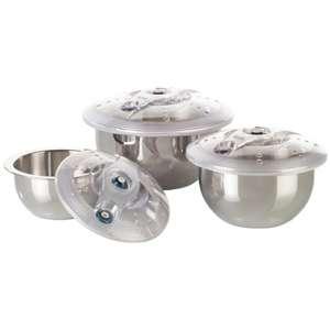 ES-Line Vacuum Bowls (Stainless Steel)