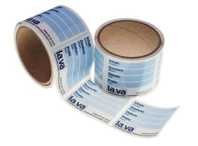 Labels for Vacuum Bags