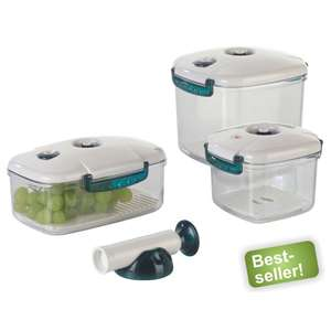 NEW-Line Marinating Container (Square)