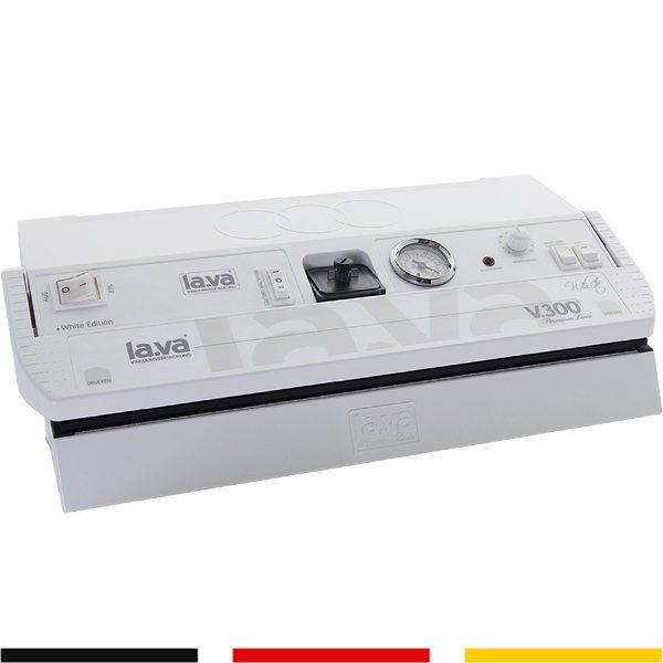Vacuum Sealer LAVA v.300 White