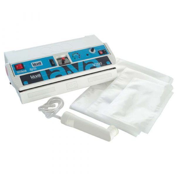 V200P semi-automatic vacuum sealer