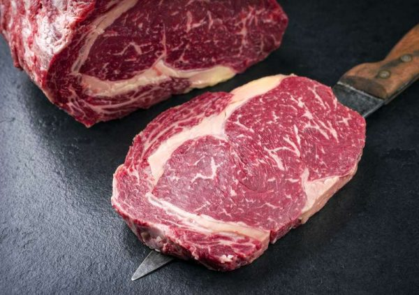 perfect dry aged beef