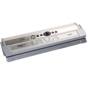 V.1200 XXXL Wide Vacuum Sealing Machine 121cm | -0.97bar | 3x35Ltr/min | 2600W