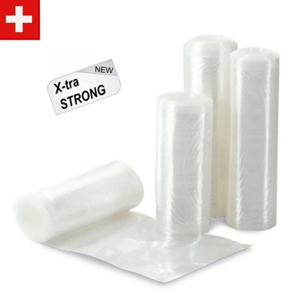 Extra Strong Vacuum Seal Rolls