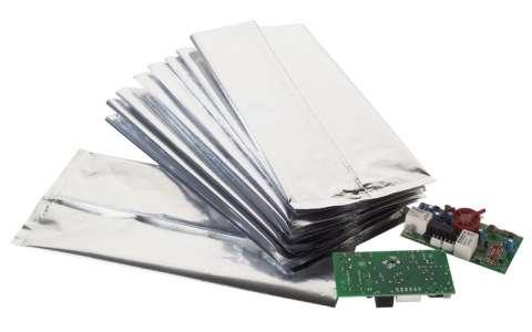 ESD vacuum seal bags