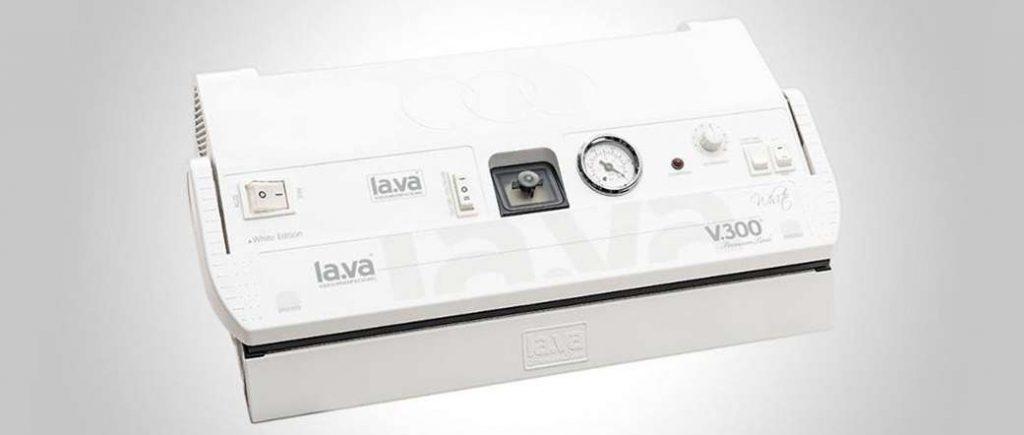 V.300_white Vacuum sealer