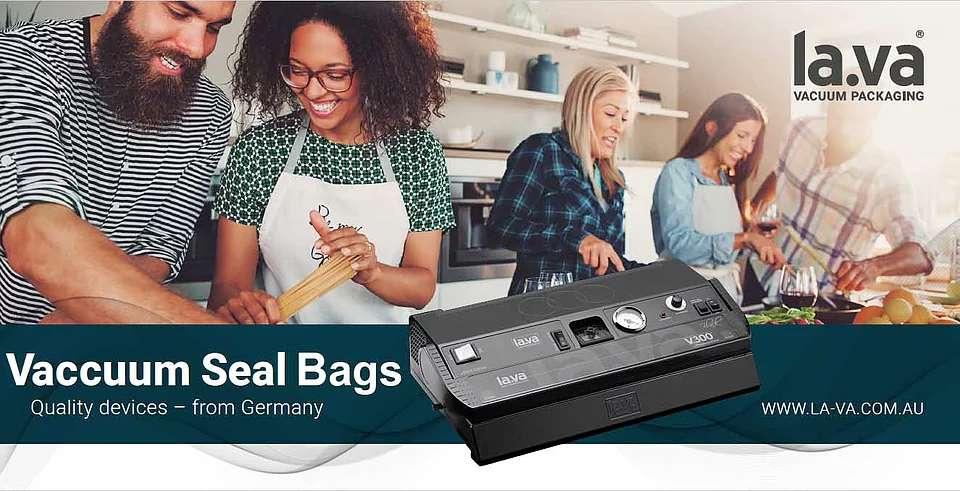 Vacuum Seal Bags LAVA Quality