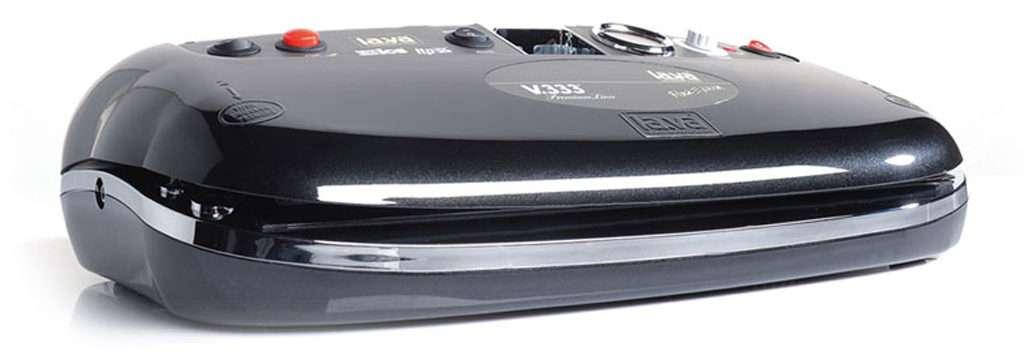 LAVA Vacuum Sealing Machines V333 Black
