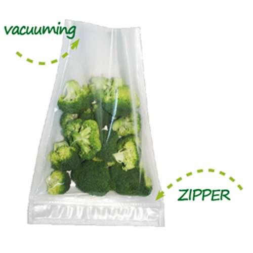 vacuum zipper bags