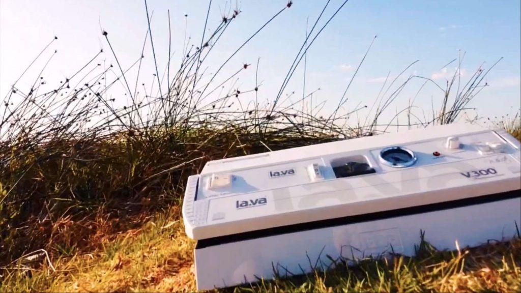 LAVA vacuum sealing machine v.300 white