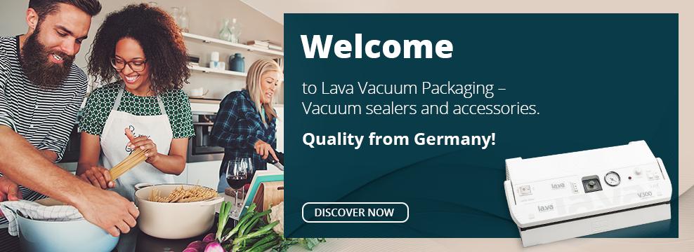LAVA External Vacuum Sealer